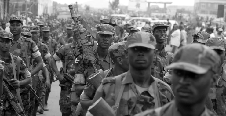 Rwandan troops leave Eastern DRC weeks after launching a surprise operation in Eastern Congo.