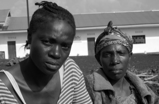 Congolese IDPs in Eastern DRC