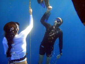 free diving 7