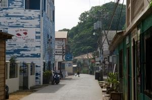 Main Street, Utila