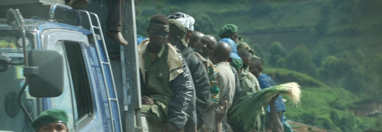 War in the Democratic Republic of Congo forced hundreds of thousands to flee the countryside for larger centres like Goma.